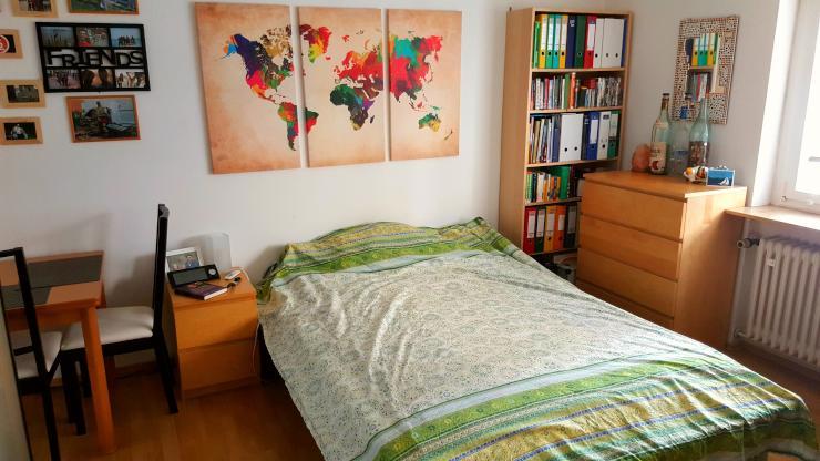 1 Zimmer Wohnung Mannheim