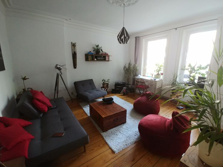 wundersch ne 2 1 2 zimmer in hamburg eppendorf wohnung in hamburg eppendorf. Black Bedroom Furniture Sets. Home Design Ideas