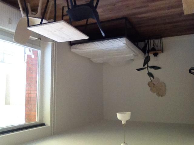 1 zimmer apartment mit gro em balkon erstbezug nach kernsanierung 1 zimmer wohnung in hamburg. Black Bedroom Furniture Sets. Home Design Ideas