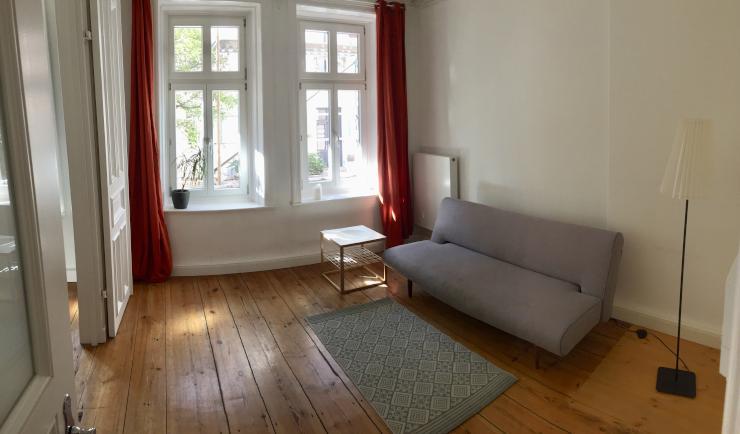 4 Zimmer Altbau mit Garten im schönen Altona - Wohnung in ...