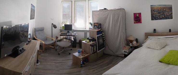 Fantastisch Möbliertes 18qm Zimmer In 5er WG In Weidenau   WG Zimmer In Siegen Weidenau