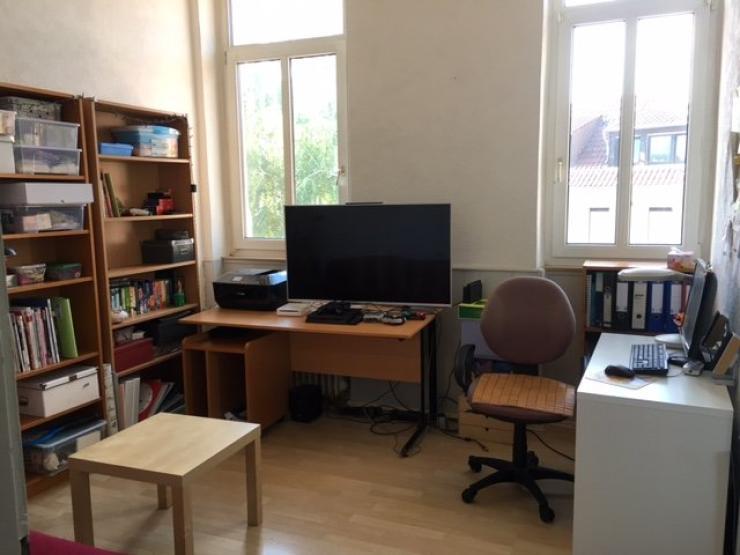sch ne 2 zimmer wohnung in kirchheim wohnung in heidelberg kirchheim. Black Bedroom Furniture Sets. Home Design Ideas