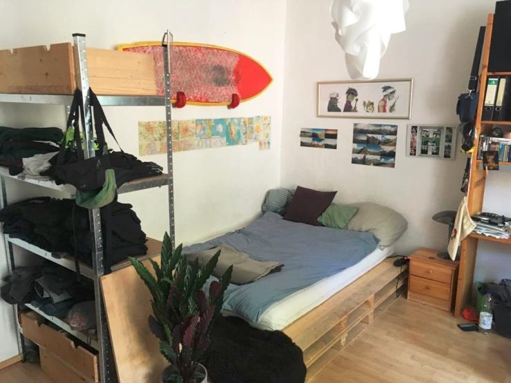 m bliertes 20m zimmer im klinikviertel zur untermiete wohngemeinschaft in dortmund mitte. Black Bedroom Furniture Sets. Home Design Ideas