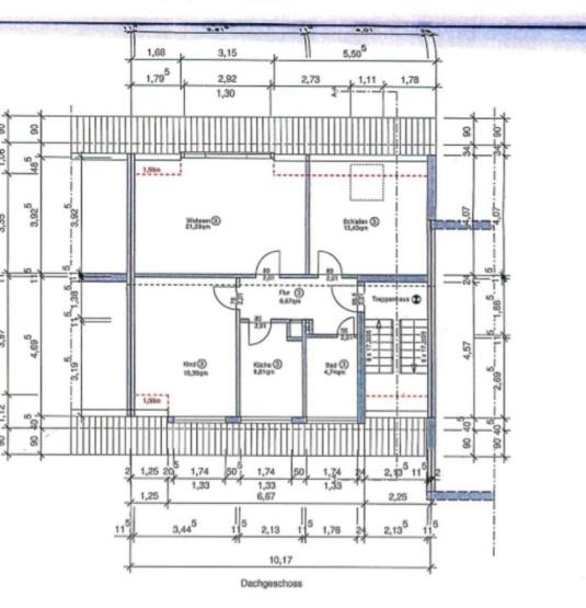 70 qm 3 zimmer dachgeschosswohnung mit ebk in ruhigem for 3 zimmer wohnung oldenburg