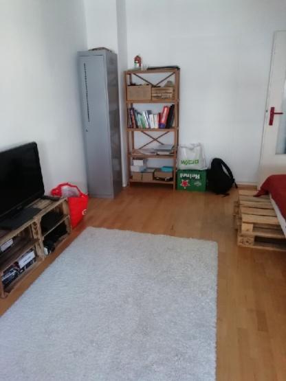 zentral gelegene 1 zi wohnung in bockenheim studentenviertel 1 zimmer wohnung in frankfurt am. Black Bedroom Furniture Sets. Home Design Ideas