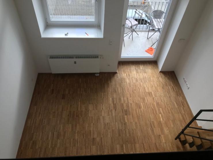 moderne maisonnette wohnung 1 zimmer wohnung in bremen neustadt. Black Bedroom Furniture Sets. Home Design Ideas