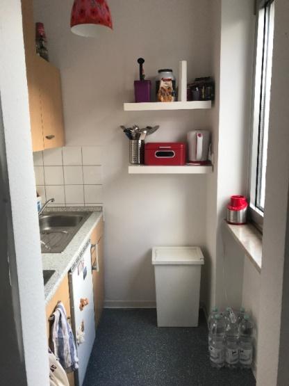 sch ne einzimmerwohnung in perfekter neustadt lage 1 zimmer wohnung in mainz neustadt. Black Bedroom Furniture Sets. Home Design Ideas