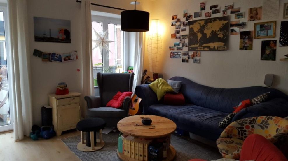 Schöne 2-Zimmer Wohnung Mitten In Köln