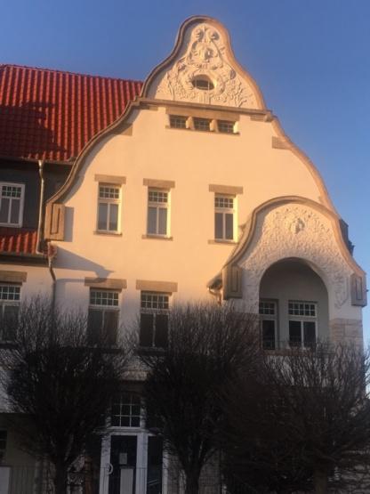 Traumhaft Wohnen In Herrschaftlicher Villa Wohnung In Mühlhausen