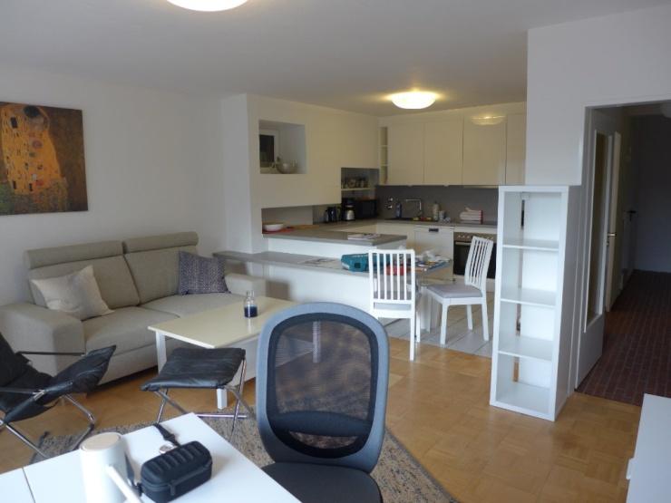 2er WG möglich in komplett neuer Wohnung mit viel Platz ...
