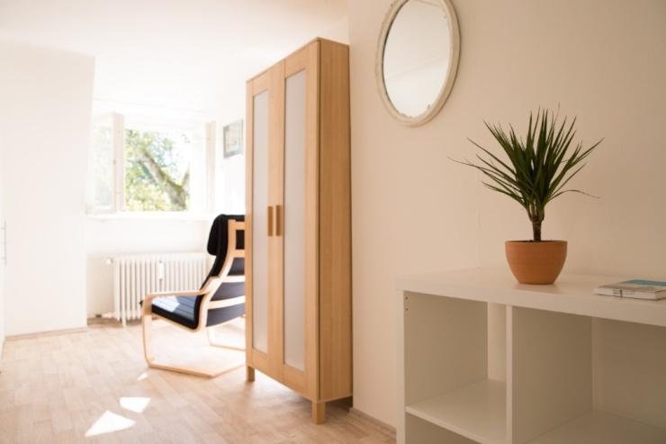 3-Zimmer Wohnung mit Garten an Familie mit Kleinkind ...