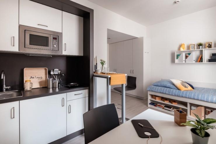 1 Zimmer Wohnung Darmstadt