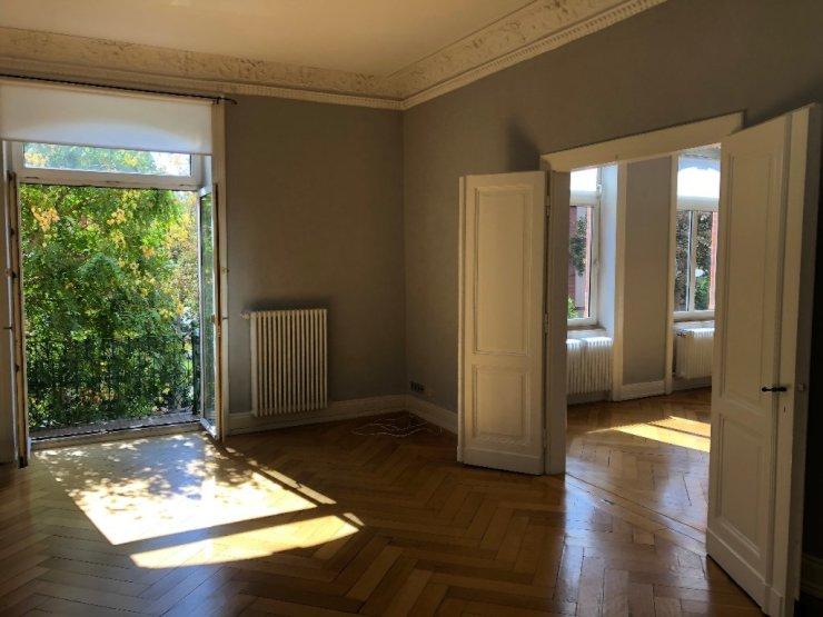 WG Zimmer in Altbauvilla mit großer Terrasse und Garten ...