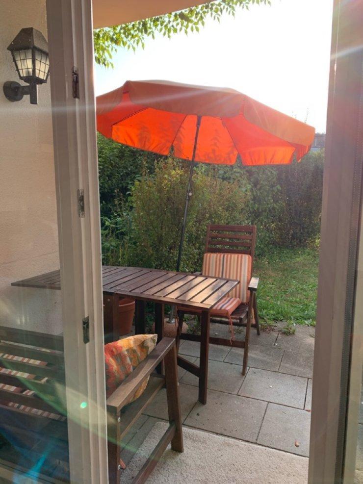 Sehr schöne 3-Zimmer-Wohnung mit Balkon & Garten in ...