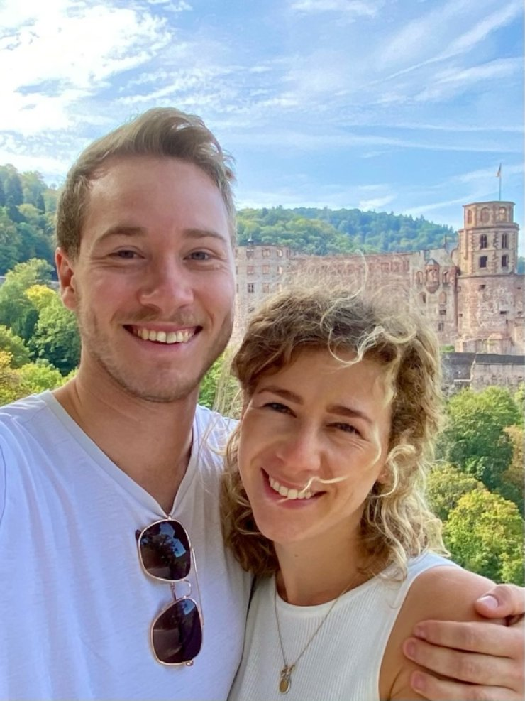 Junges Paar sucht schöne gemeinsame Wohnung - Wohnung in