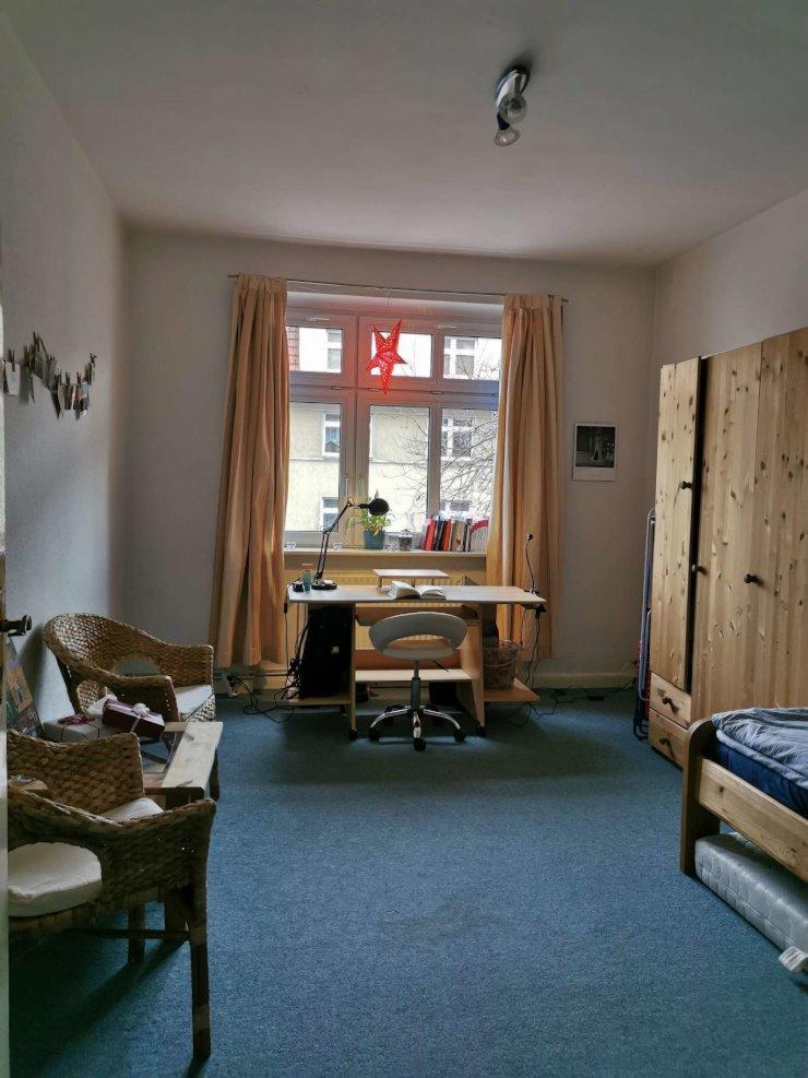 Möbliertes Zimmer Schwerin