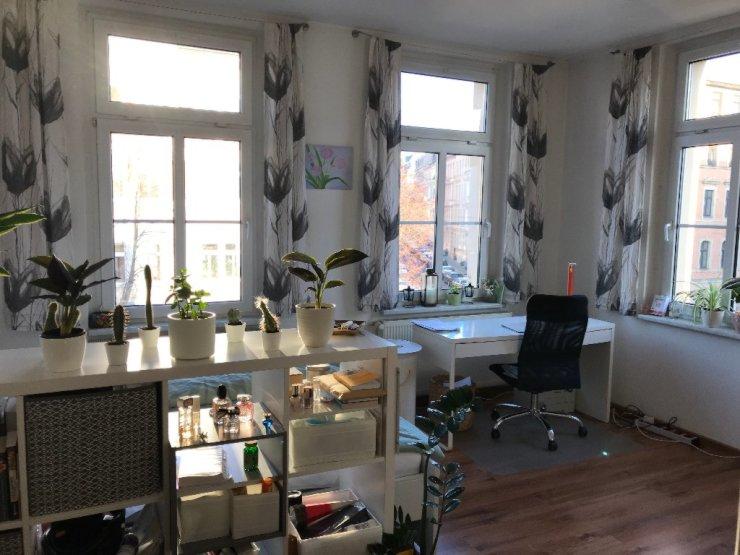 2 Raum Wohnung Halle Saale